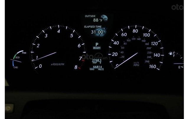 HCM: Lexus LS 600HL 5.0 AT 2010, màu vàng, xe nhập11