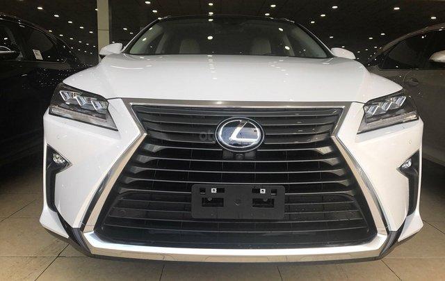 Bán Lexus RX350 nhập Mỹ, sản xuất 2017, full option, xe cực mới, biển Hà Nội, LH: 09062238380