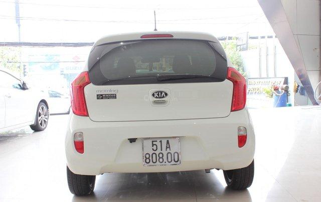Bán Kia Morning 1.25 5 chỗ, số tự động sản xuất 2014, màu trắng, giá tốt6
