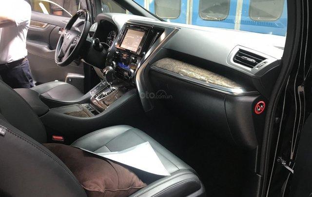 Bán xe Toyota Alphard Excucetive sản xuất 2018, màu đen, nhập khẩu6