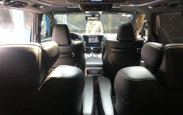 Bán xe Toyota Alphard Excucetive sản xuất 2018, màu đen, nhập khẩu8