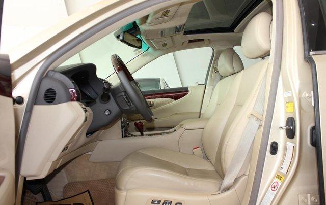 Cần bán xe Lexus LS 600HL 5.0 xăng điện 2008, màu vàng, nhập khẩu7