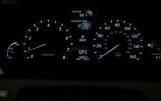 Cần bán xe Lexus LS 600HL 5.0 xăng điện 2008, màu vàng, nhập khẩu8