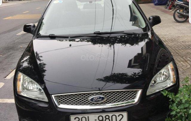 Bán Ford Focus 2008 chính chủ từ đầu3