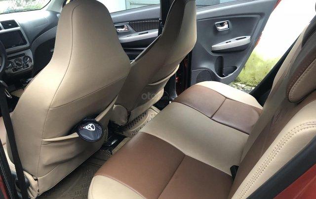 Bán Toyota Wigo tự động nhập Indo 2019, cam thể thao14