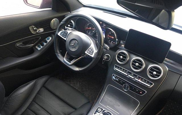 Bán Mercedes Benz C300 AMG, 2016, màu đen, đi 24.500km6