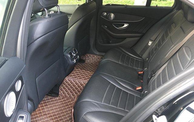 Bán Mercedes Benz C300 AMG, 2016, màu đen, đi 24.500km7
