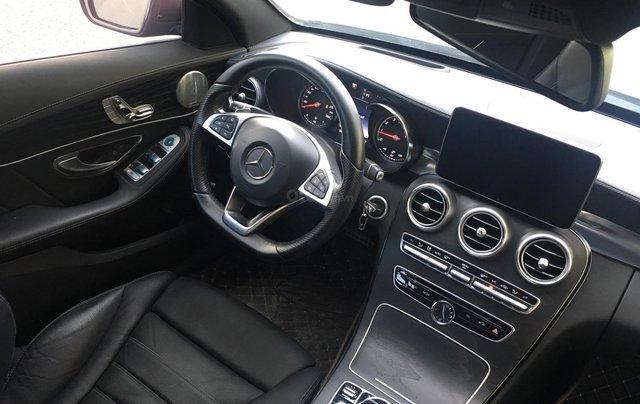Bán Mercedes Benz C300 AMG, 2016, màu đen, đi 24.500km8