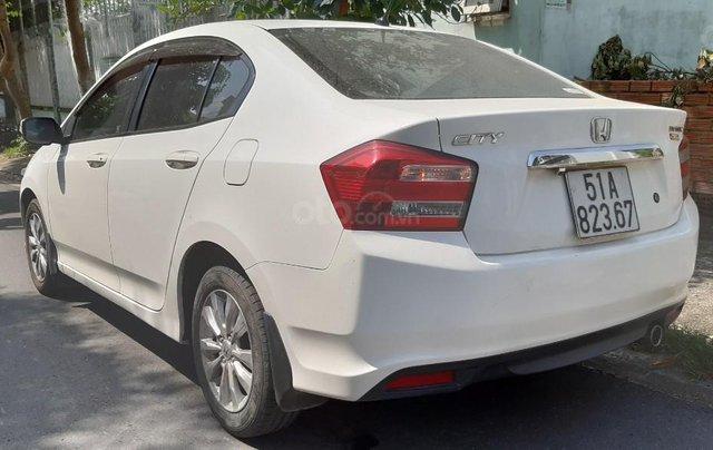 Cần bán xe Honda City 1.5G sản xuất 2014, màu trắng2
