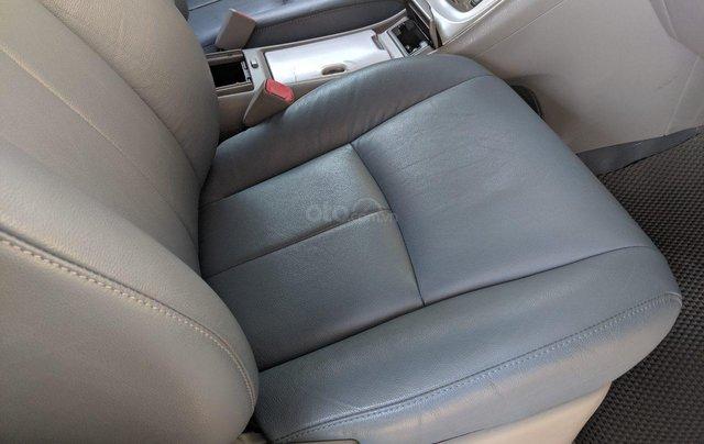 Bán Toyota Highlander 2006 3.3L V6, màu bạc, xe nhập4