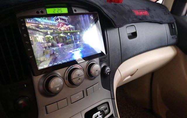 Bán Hyundai Starex MT 2.5 9 chỗ ĐK 2012, màu vàng, nhập khẩu4