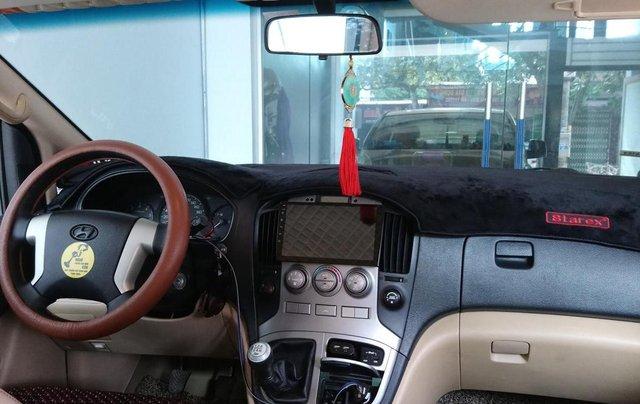 Bán Hyundai Starex MT 2.5 9 chỗ ĐK 2012, màu vàng, nhập khẩu9
