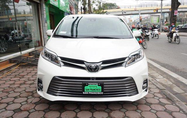 Bán Toyota Sienna Limited 1 cầu 2019, giá tốt, xe giao ngay trong ngày, LH Ms Hương 094.539.24680