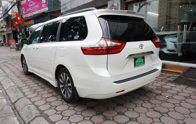 Bán Toyota Sienna Limited 1 cầu 2019, giá tốt, xe giao ngay trong ngày, LH Ms Hương 094.539.24684
