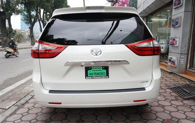 Bán Toyota Sienna Limited 1 cầu 2019, giá tốt, xe giao ngay trong ngày, LH Ms Hương 094.539.24685