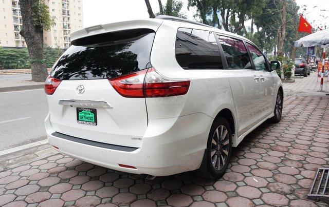 Bán Toyota Sienna Limited 1 cầu 2019, giá tốt, xe giao ngay trong ngày, LH Ms Hương 094.539.24686