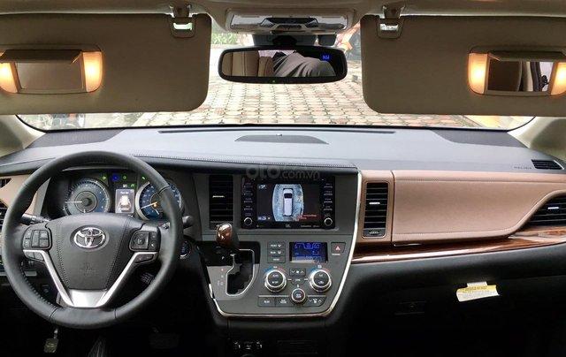 Bán Toyota Sienna Limited 1 cầu 2019, giá tốt, xe giao ngay trong ngày, LH Ms Hương 094.539.24689
