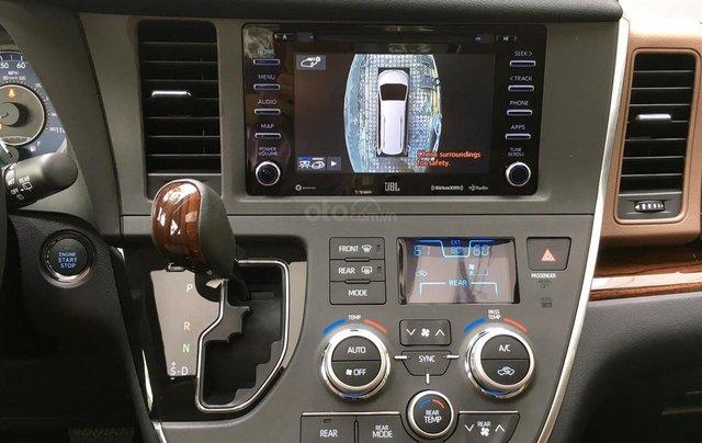 Bán Toyota Sienna Limited 1 cầu 2019, giá tốt, xe giao ngay trong ngày, LH Ms Hương 094.539.246814