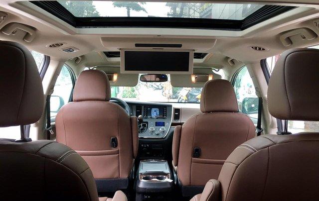 Bán Toyota Sienna Limited 1 cầu 2019, giá tốt, xe giao ngay trong ngày, LH Ms Hương 094.539.246818