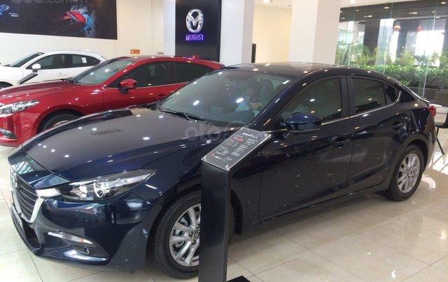 Bán xe Mazda 3 2019 mới 100% chạy số, ưu đãi tháng 11, LH ngay 09664020850