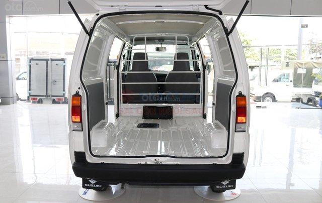 Cần bán xe Suzuki Blind Van sản xuất năm 2020, màu trắng khuyến mãi1