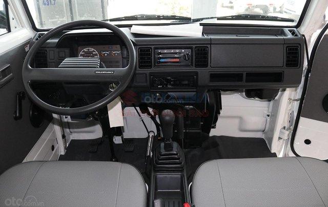 Cần bán xe Suzuki Blind Van sản xuất năm 2020, màu trắng khuyến mãi6