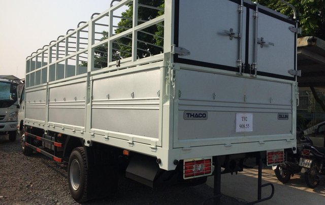 Bán xe Ollin 720, 7 tấn và Ollin 500, 5 tấn. Giá xuất xưởng, hỗ trợ trả góp 75%, LH 09668210334