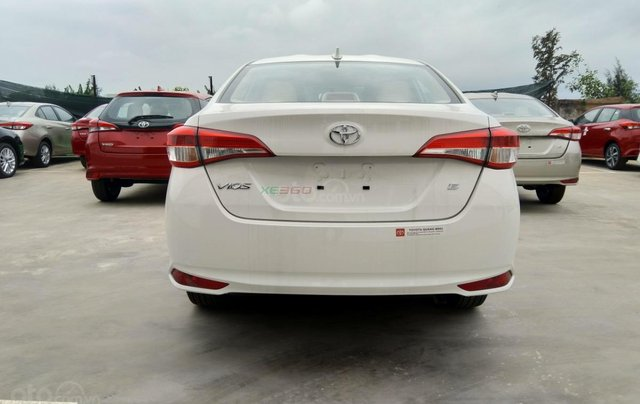 Bán xe Toyota Vios 2019, cam kết giá xe cực tốt, trả góp lãi thấp3
