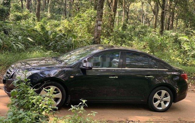Bán xe Daewoo Lacetti năm sản xuất 2009, màu đen, nhập khẩu1