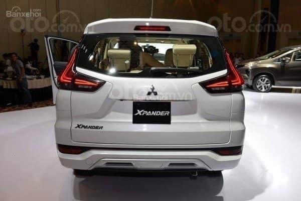 Bán xe Mitsubishi Xpander 2019 đời 2019, màu trắng, nhập khẩu nguyên chiếc, 550 triệu3