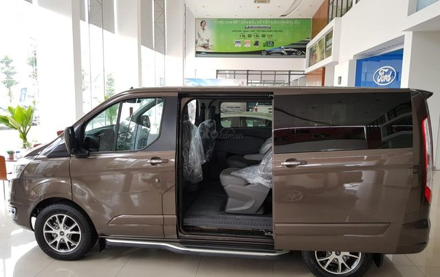 New Ford Tourneo 20196
