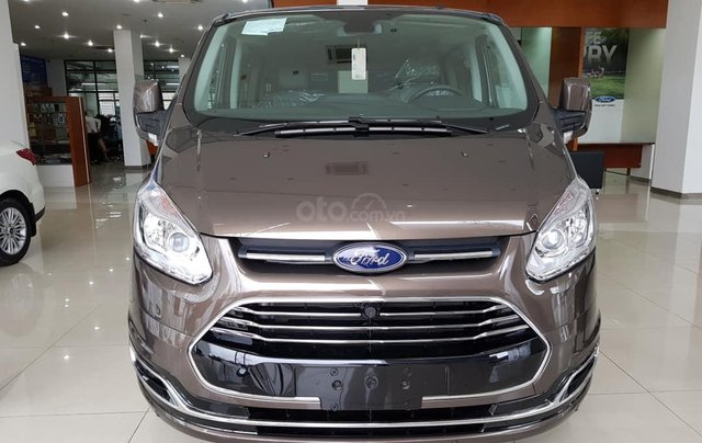 New Ford Tourneo 20193
