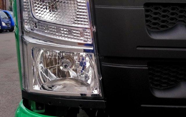 Giá siêu tốt xe ben Howo 6t5, thùng 5.2 khối5