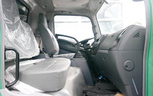 Giá siêu tốt xe ben Howo 6t5, thùng 5.2 khối9