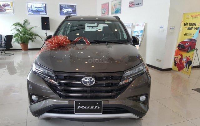 Xe Toyota Rush 1.5S AT 2019 - 668 triệu5