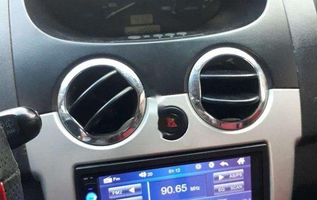 Bán Chevrolet Spark đời 2011, màu bạc, xe nhập  6