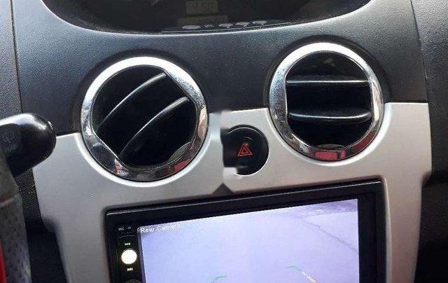 Bán Chevrolet Spark đời 2011, màu bạc, xe nhập  7