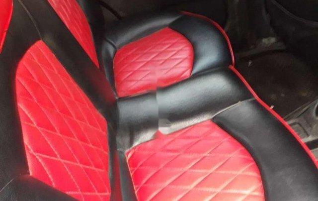 Bán Chevrolet Spark đời 2011, màu bạc, xe nhập  8