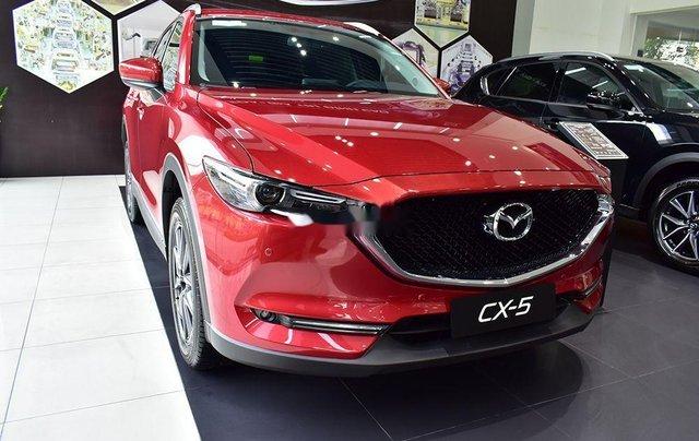 Bán Mazda CX 5 đời 2019, màu đỏ, giá chỉ từ 869 triệu1