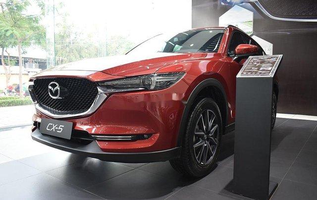 Bán Mazda CX 5 đời 2019, màu đỏ, giá chỉ từ 869 triệu0
