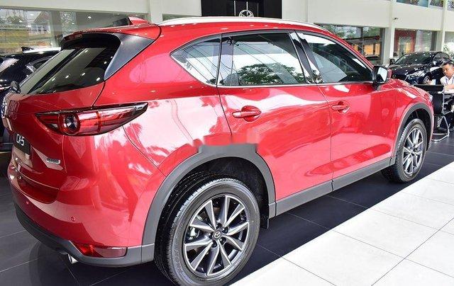 Bán Mazda CX 5 đời 2019, màu đỏ, giá chỉ từ 869 triệu4