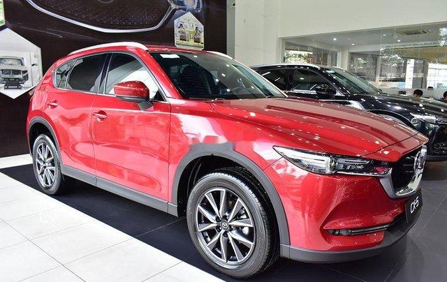 Bán Mazda CX 5 đời 2019, màu đỏ, giá chỉ từ 869 triệu2