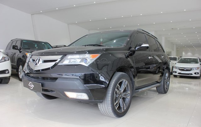 Bán ô tô Acura MDX sản xuất 2007, màu đen, nhập khẩu nguyên chiếc, giá 620tr0