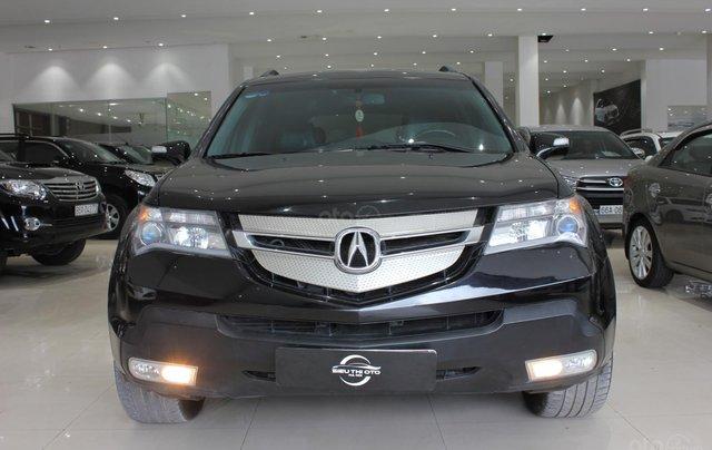 Bán ô tô Acura MDX sản xuất 2007, màu đen, nhập khẩu nguyên chiếc, giá 620tr1