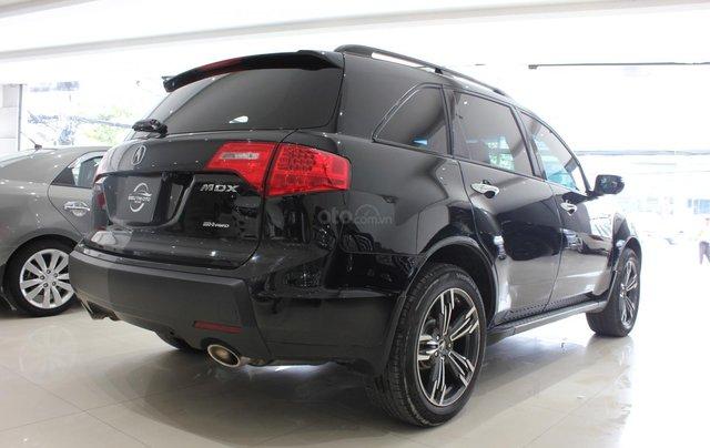 Bán ô tô Acura MDX sản xuất 2007, màu đen, nhập khẩu nguyên chiếc, giá 620tr4