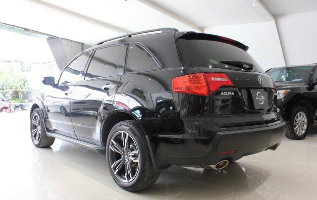 Bán ô tô Acura MDX sản xuất 2007, màu đen, nhập khẩu nguyên chiếc, giá 620tr6