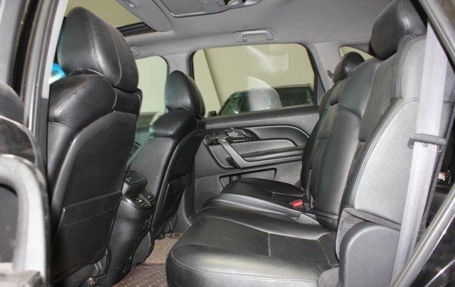 Bán ô tô Acura MDX sản xuất 2007, màu đen, nhập khẩu nguyên chiếc, giá 620tr10