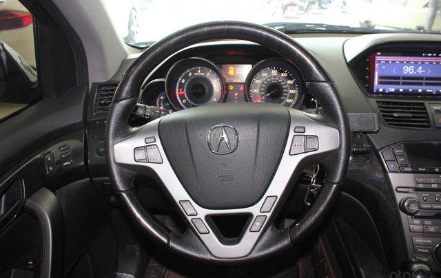 Bán ô tô Acura MDX sản xuất 2007, màu đen, nhập khẩu nguyên chiếc, giá 620tr11