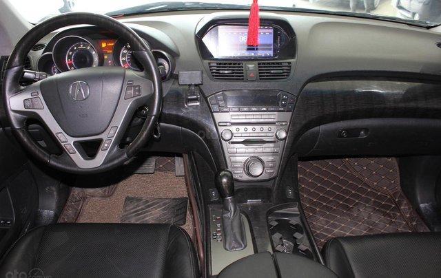 Bán ô tô Acura MDX sản xuất 2007, màu đen, nhập khẩu nguyên chiếc, giá 620tr12