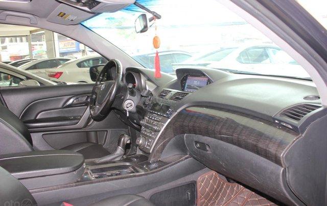 Bán ô tô Acura MDX sản xuất 2007, màu đen, nhập khẩu nguyên chiếc, giá 620tr14